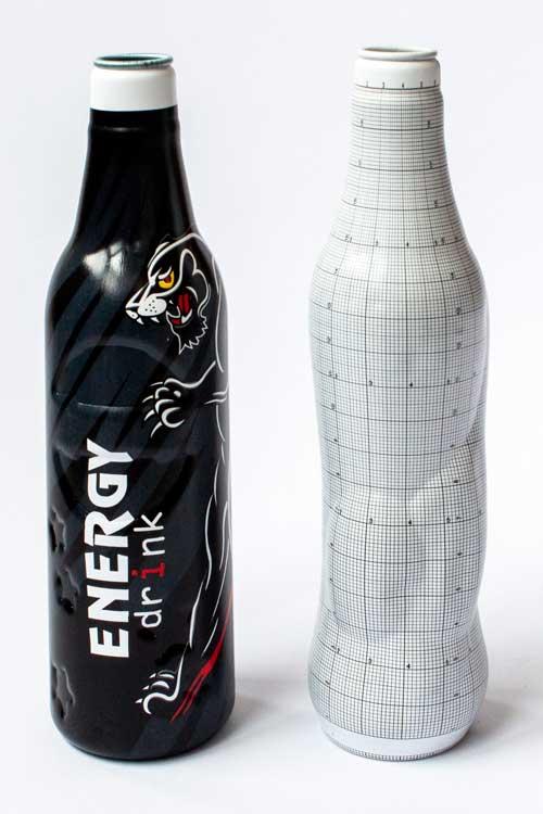 sample bottles